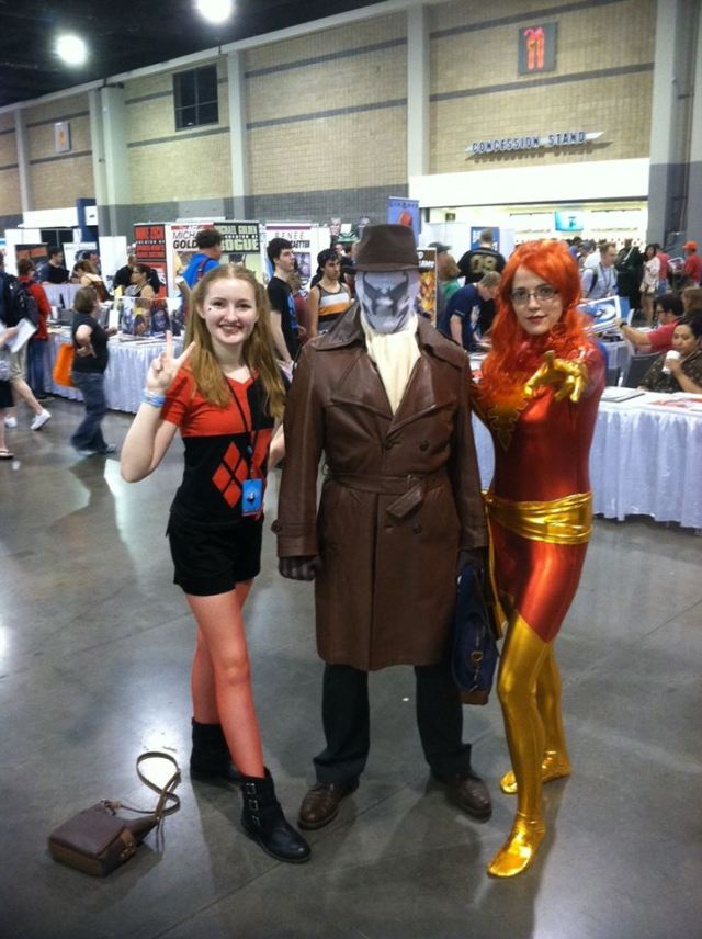 Harley Rorschach and Phoenix