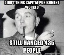 British executioner Albert Pierrepoint