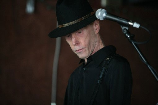 Jandek in Houston, 2009
