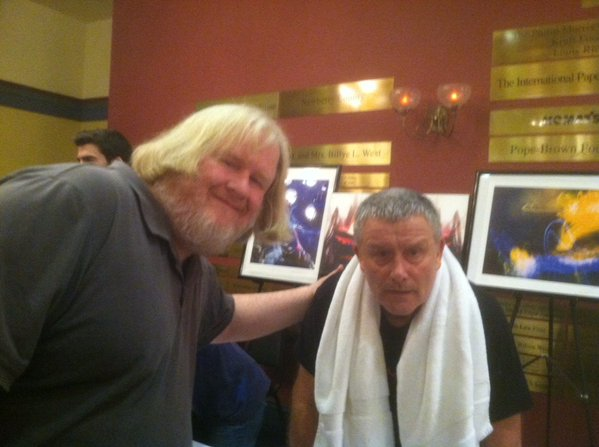 Carl Palmer and Me