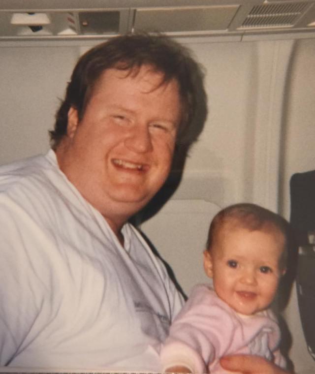 Em and me Dec 97