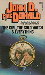 Girl Gold Watch