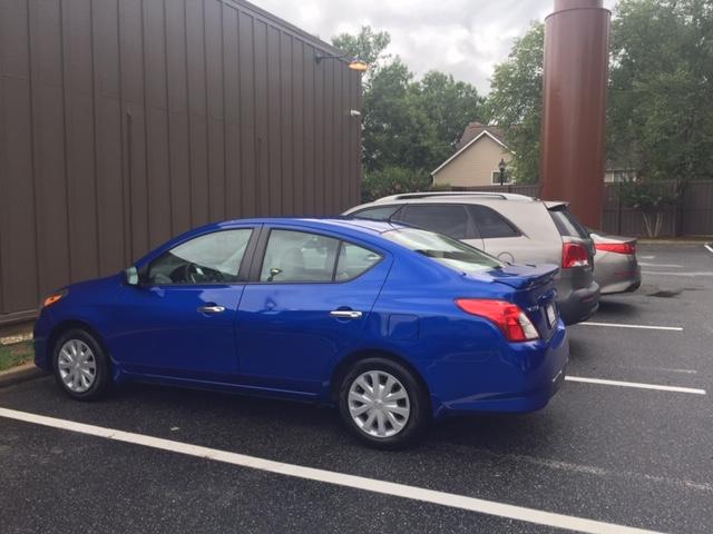 Em's new car