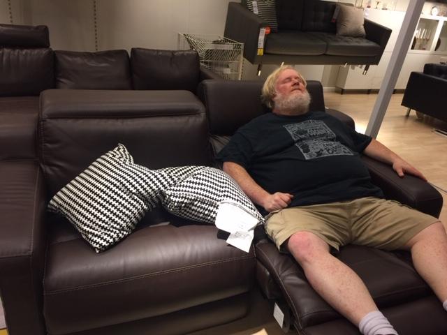 Ikea recliner