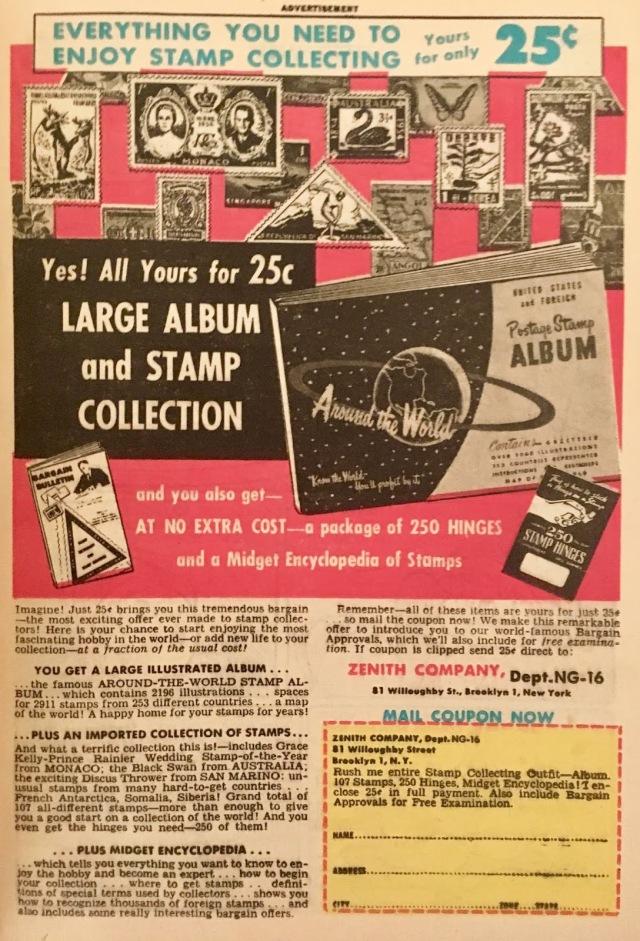 stamp ad